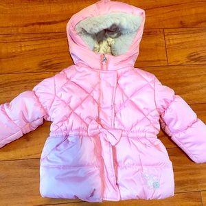 18 month baby girls winter coat